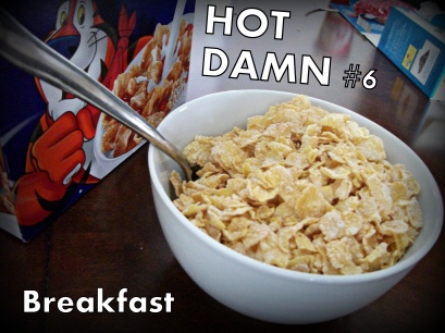 Moral of the story: breakfast is the best!